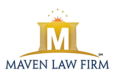Maven Law Firm logo